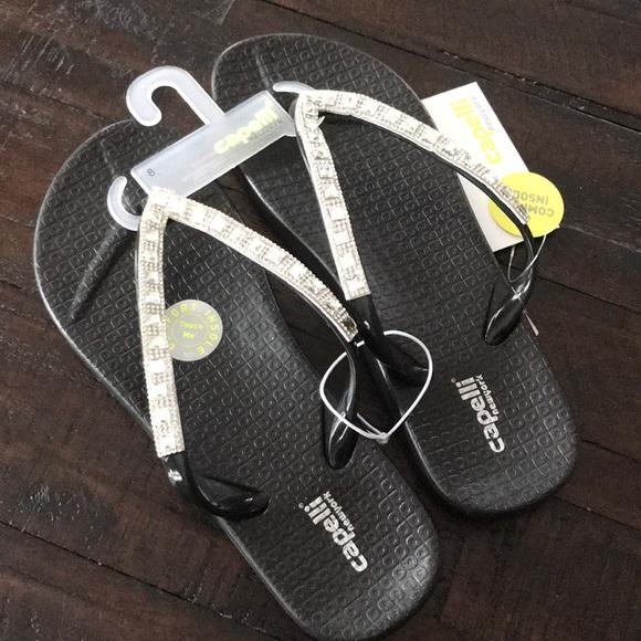 18b091379781f Capelli of New York Flip Flops